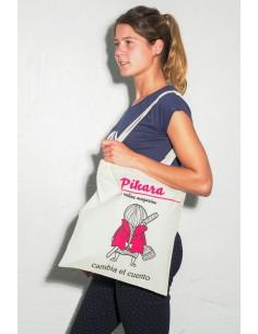Bolso caperucita roja - Cambia el cuento (Pikara)