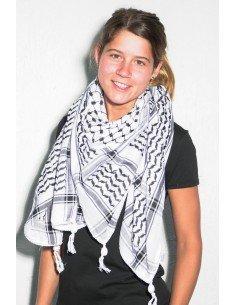 Pañuelo palestino auténtico (Kufiya)