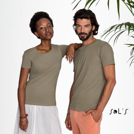Camiseta orgánica al por mayor