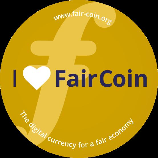 I love FairCoin