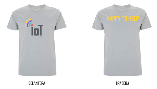Visuales para camisetas orgánicas