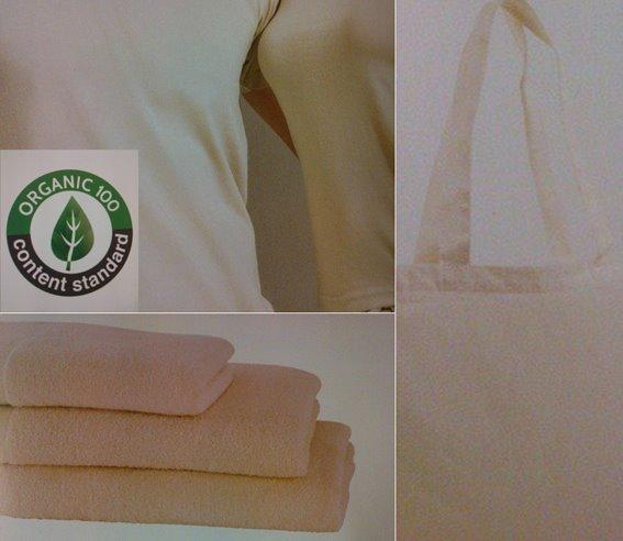 Camiseta orgánica - algodón ecológico