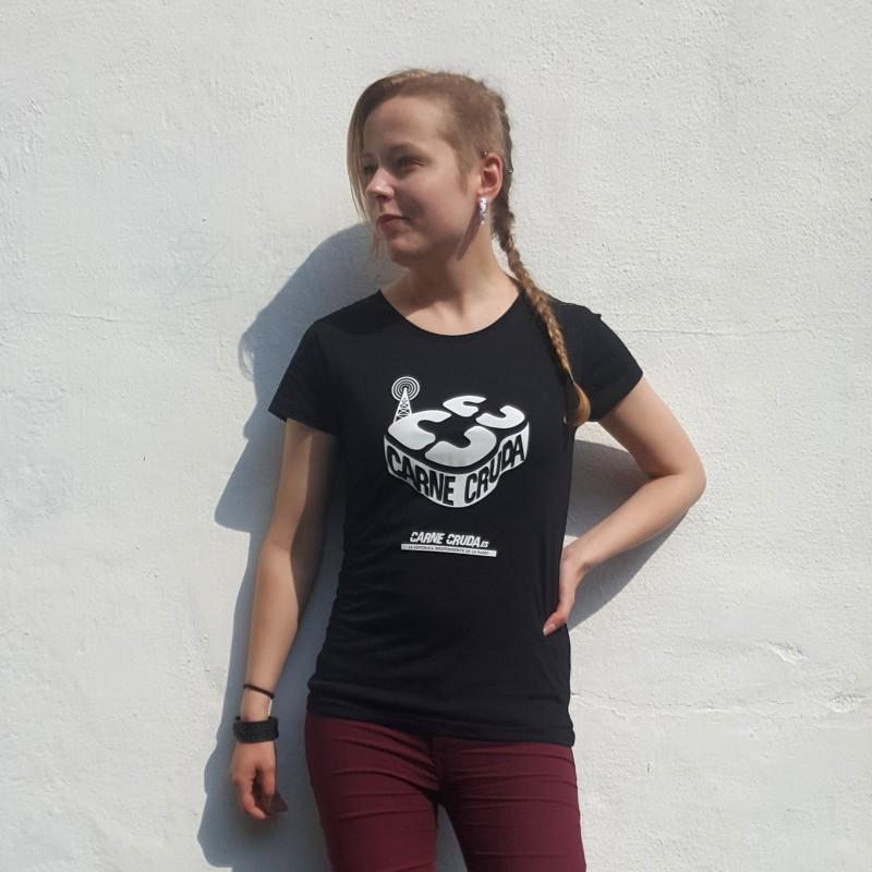 Camiseta Carne Cruda en algodón orgánico