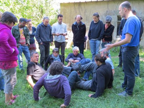 Formación Desobediencia civil y acción directa noviolenta