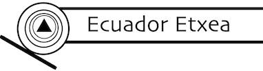 Logo Ecuador Etxea