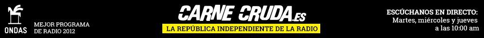 Logo Carne Cruda