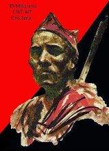 Milicia confederal - material república española y guerra civil